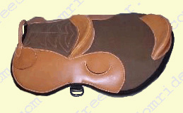 Hippotherapy Double Rider Pad