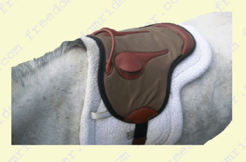 Hippotherapy Riding Pad - Medium