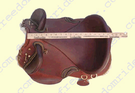 How to measure Australian stock saddles