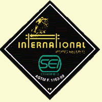 International Riding Helmets Logo