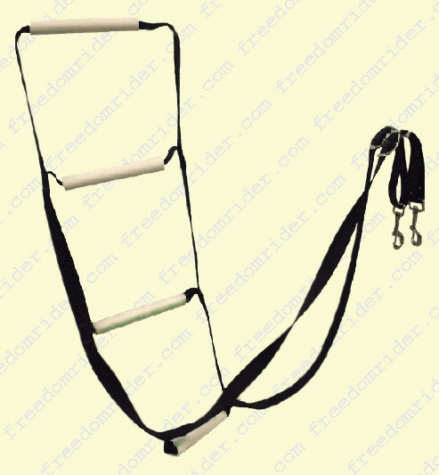 Solid Rung Ladder Reins