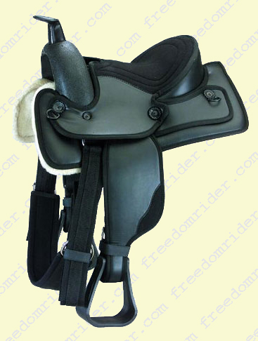 Kincade Redi-Ride Western Saddle