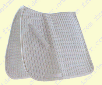 Roma High Wither Square Dressage Saddle Pad