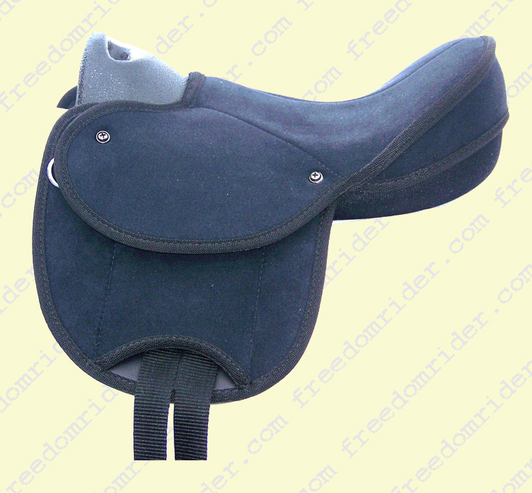 Lead Line Saddle