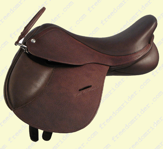 Shamrock Kid's Saddle