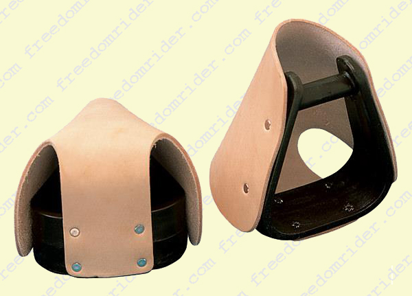 Youth Western Hooded Safety Stirrups