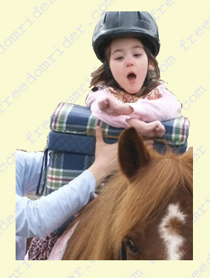 Therapeutic Riding Hippo-Helper